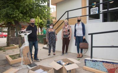 Donación para el Hospital Municipal de Agudos Dr. Arturo Illia de Villa Gesell