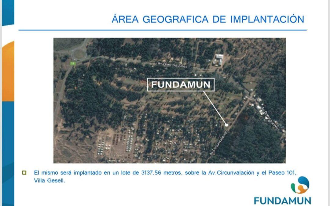 Fundación Hilfe entregó una importante donación de materiales a Fundamun